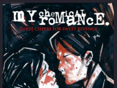 My Chemical Romance - Three Cheers For Sweet Revenge Album Cover