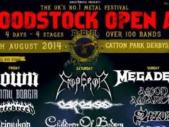 Bloodstock Open Air 2014 Festival Header Image