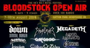 Bloodstock Open Air 2014 Festival Header Image