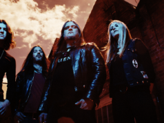 Electric Wizard Band Promo Photo 2014