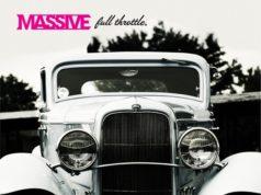Massive Full Throttle Album Cover