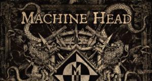 Machine Head Bloodstone & Diamonds Album Artwork