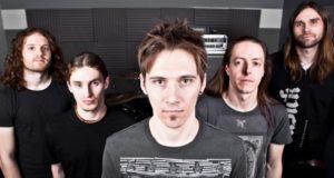 TesseracT Band Photo Newest 2014 Lineup