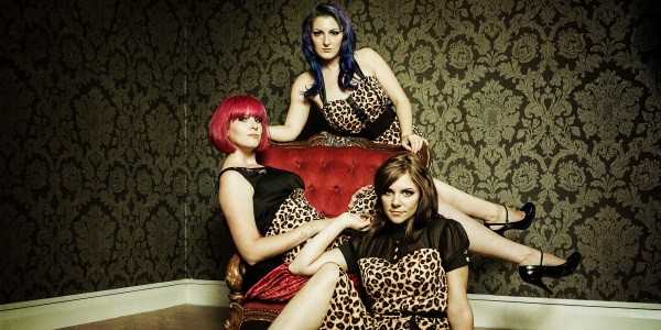 The Lounge Kittens Band Promo Photo 2014