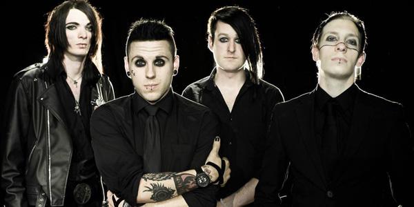 Ashestoangels Band Promo Photo