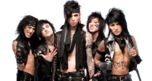 Black Veil Brides Band Promo Photo 2014