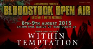 Bloodstock Open Air Festival 2015 First Line Up Poster