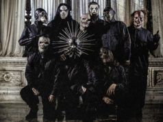 Slipknot Band Promo Photo 2014 New Masks