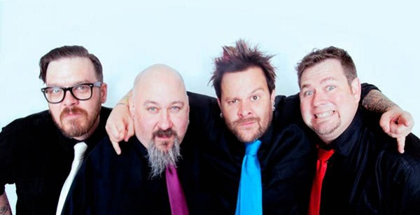 Bowling For Soup 2015 Band Promo Picture