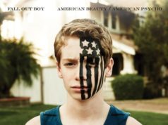 Fall Out Boy American Beauty American Psycho album cover artwork
