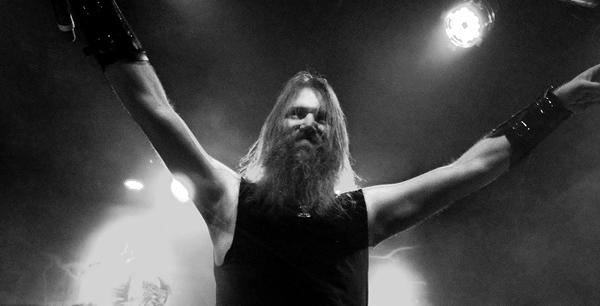 Amon Amarth Johan Hegg Live In Stoke Header Image