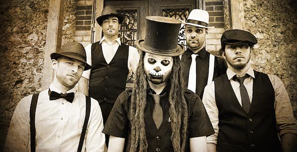 Trepalium Band Promo Photo