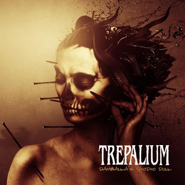Trepalium Damballas Voodoo Doll EP Artwork