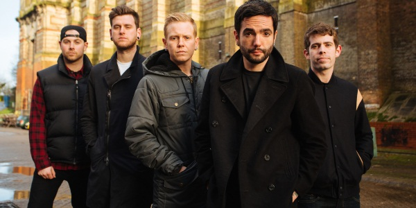 A Day To Remember Band Promo Photo 2015