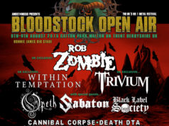 Bloodstock Festival 2015 Latest Line Up Poster Including Lawnmower Deth