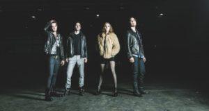 Halestorm 2015 Band Promo Photo