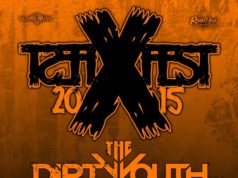 XFest London Festival 2015 First Line Up Poster