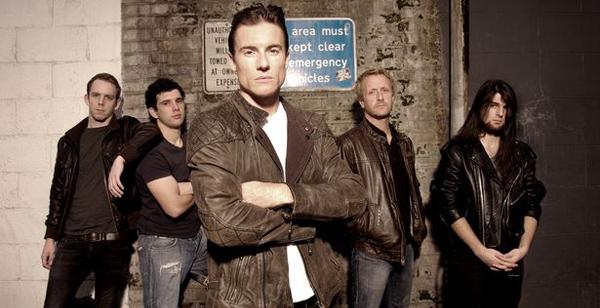 Toseland Band Promo Photo