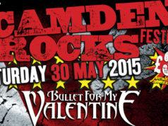 Camden Rocks 2015 Festival Header Image