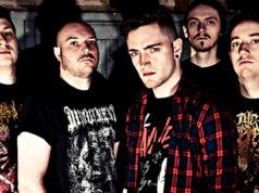 Ingested Band Promo Photo 2015