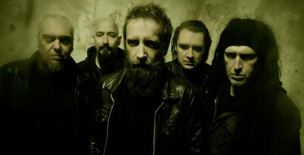 Paradise Lost 2015 Band Promo Photo