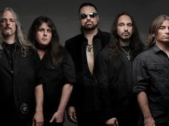 Symphony X 2015 Band Promo Photo