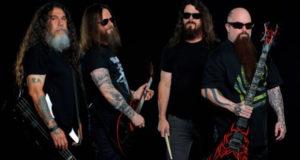 Slayer Band 2015 Promo Photo