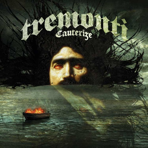 Tremonti Cauterize Album Cover