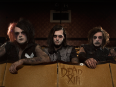 The Dead XIII Band Promo Photo