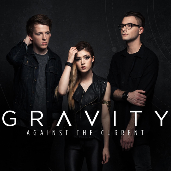 Against The Current Gravity EP Cover