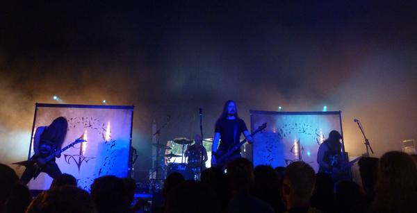 Insomnium Download Festival 2015