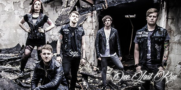 One Last Run Band Promo Photo