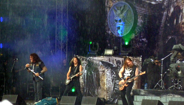 Testament Download Festival 2015