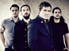 The Gaslight Anthem Band Promo Photo