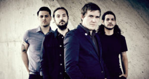 The Gaslight Anthem Band Promo Photo