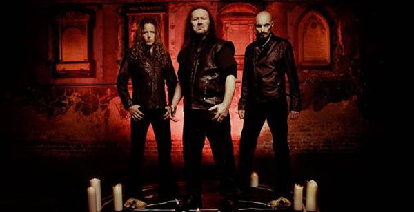 Venom 2015 Band Promo Photo