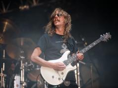 Opeth's Mikael Akerfeldt