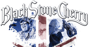 Black Stone Cherry Livin Live DVD cover header
