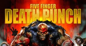 Five Finger Death Punch Got Your Six Album Cover