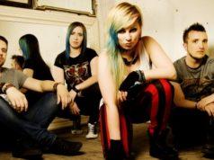 Altered Sky Band Promo Photo 2015