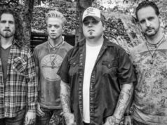 Black Stone Cherry Band Promo Photo 2015
