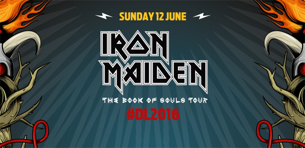 Download Festival 2016 Iron Maiden Announcement