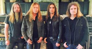 Megadeth Band Photo 2015