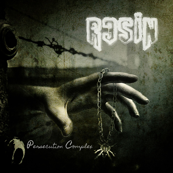 Resin Persecution Complex EP artwork