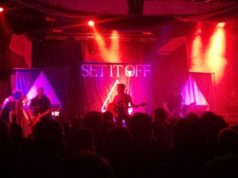 Set It Off Cambridge Junction 2015