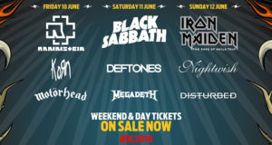 Download Festival 2016 Second Announcement Poster header