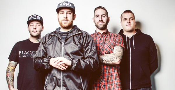 The Ghost Inside 2015 Promo Photo