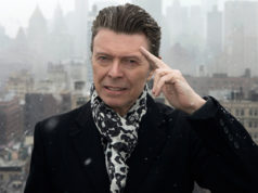David Bowie Blackstar Promo Photo