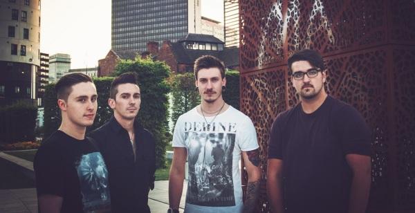 Martyr De Mona Band Promo Photo
