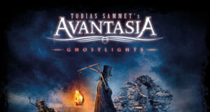 Avantasia Ghostlights Album Cover
